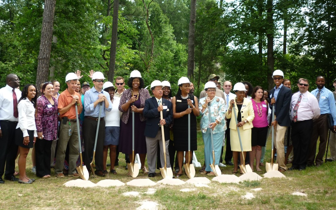 Veterans Housing Breaks Ground in Raleigh