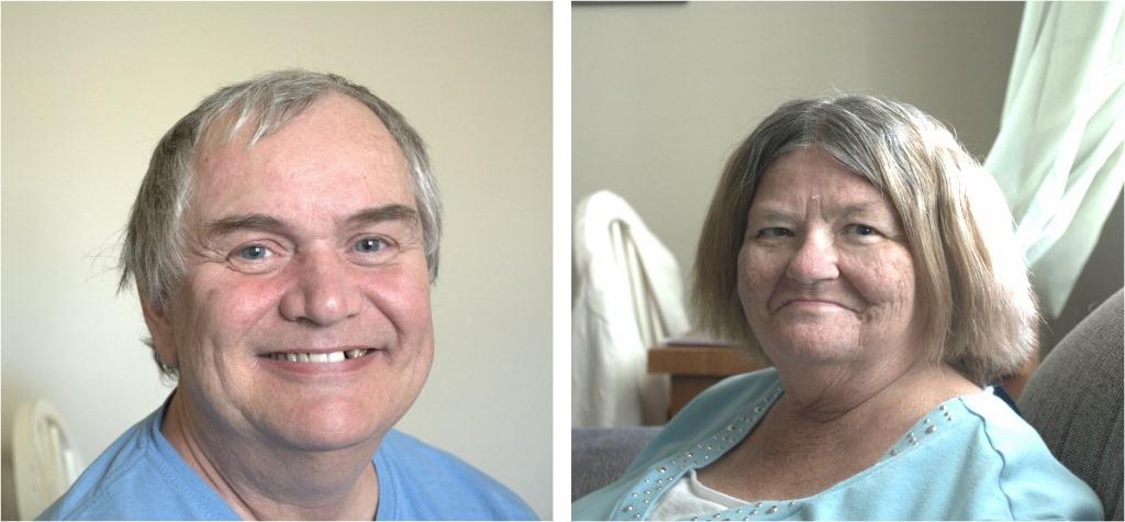 Meet Anita and Robert