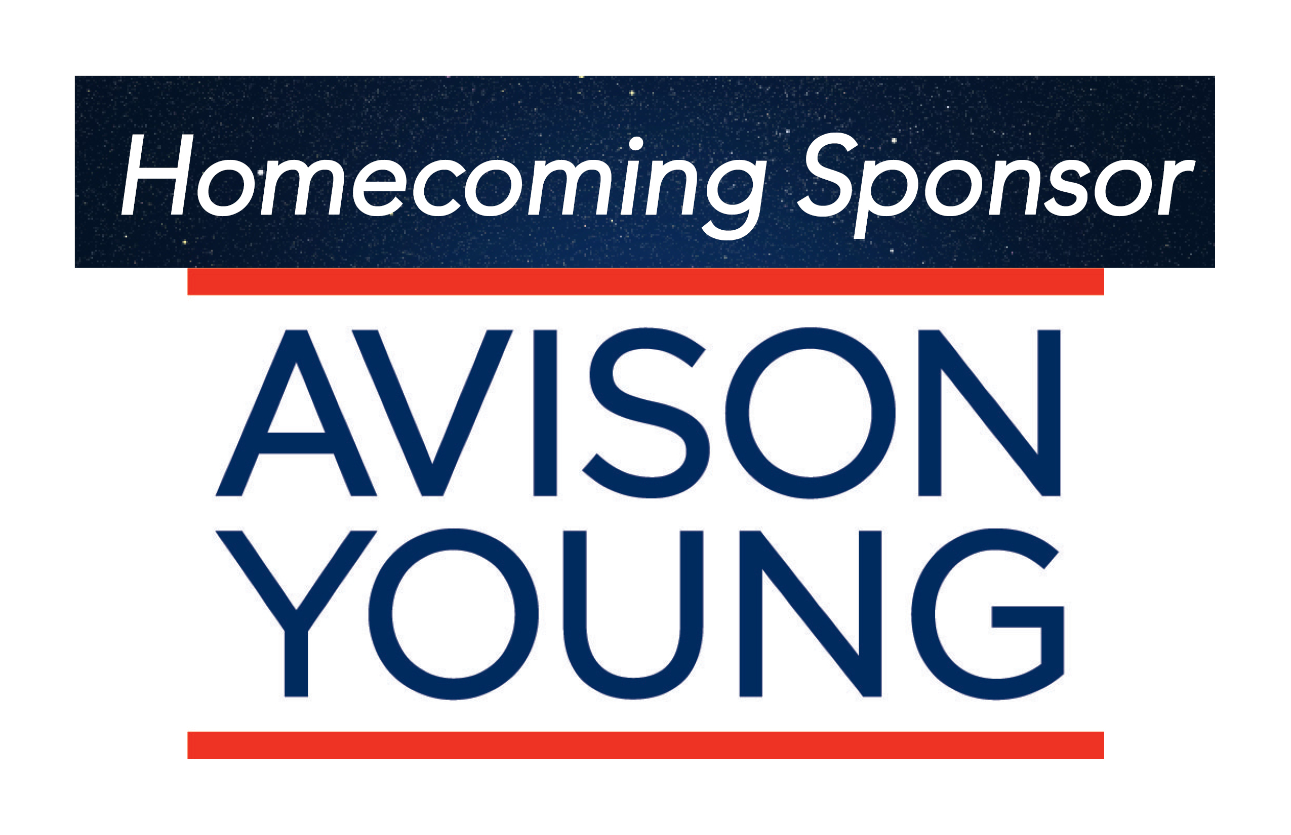 Avison Young, Homecoming Sponsor