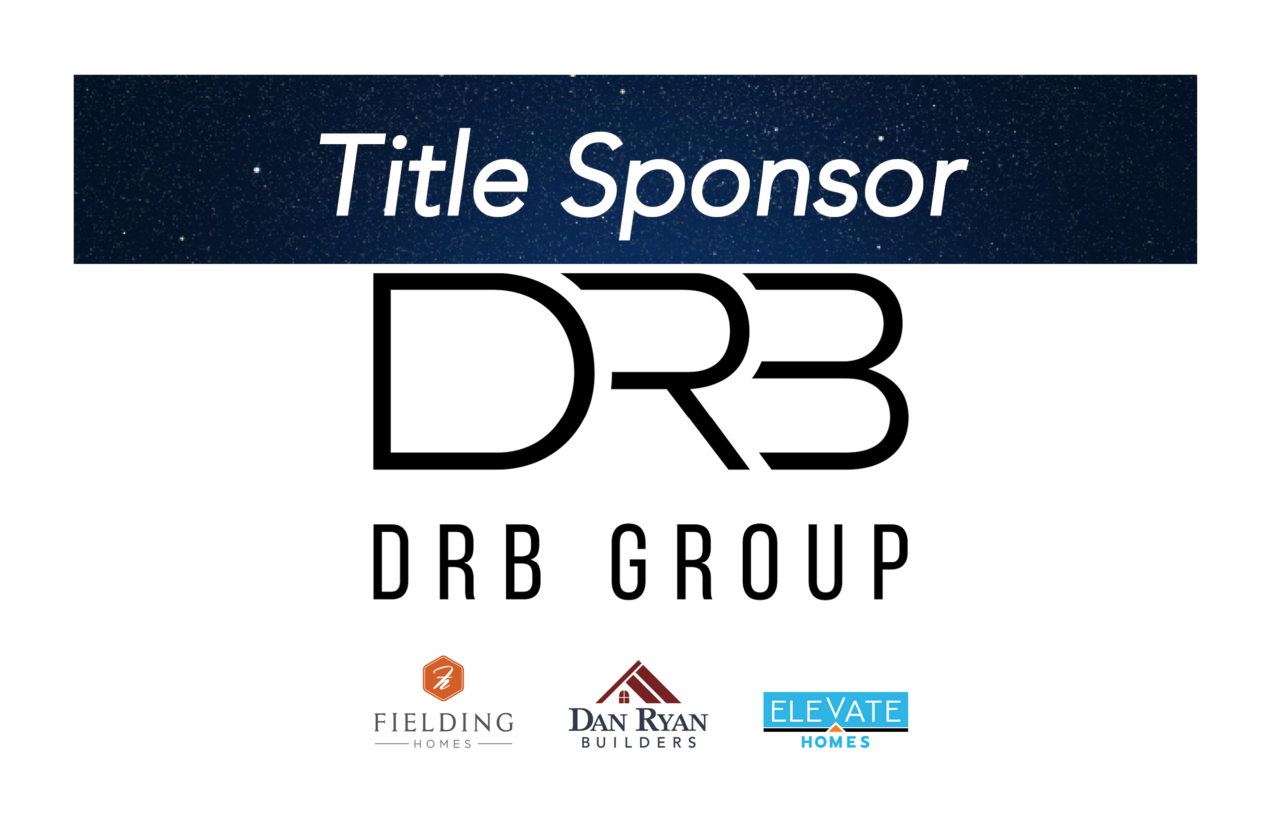 DRB Group, Title Sponsor
