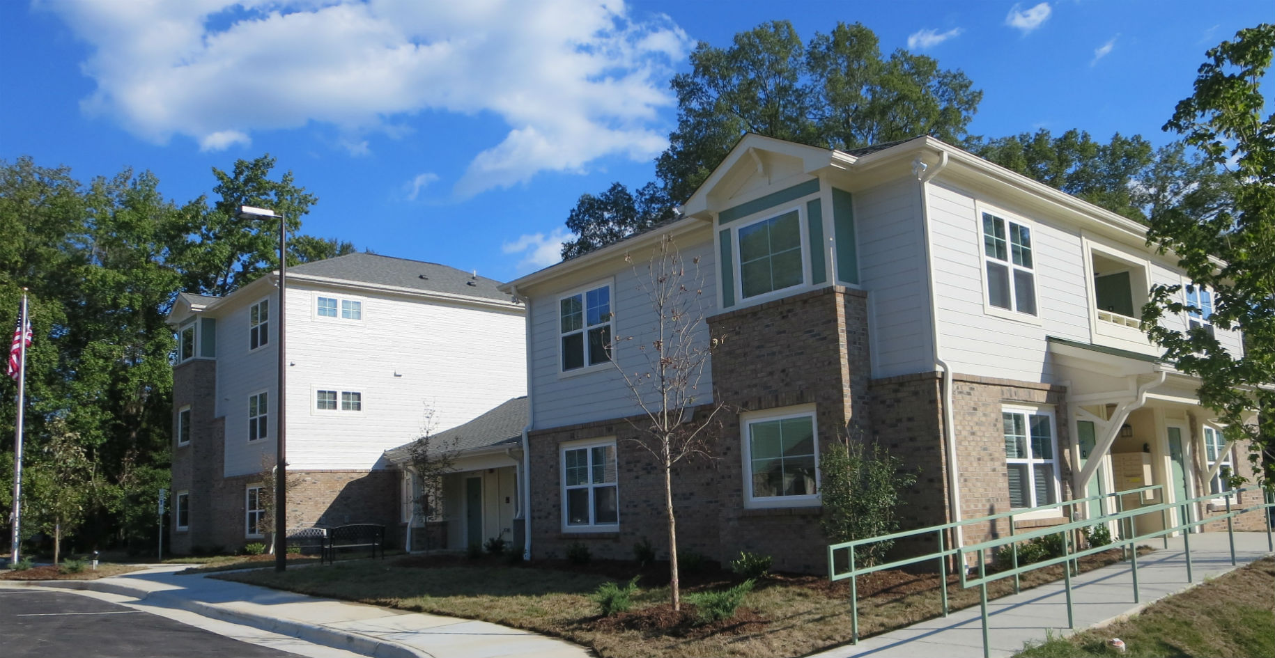 The Denson Apartments for Veterans, Phase II