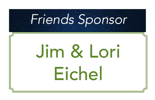 Jim and Lori Eichel, Friends Sponsor