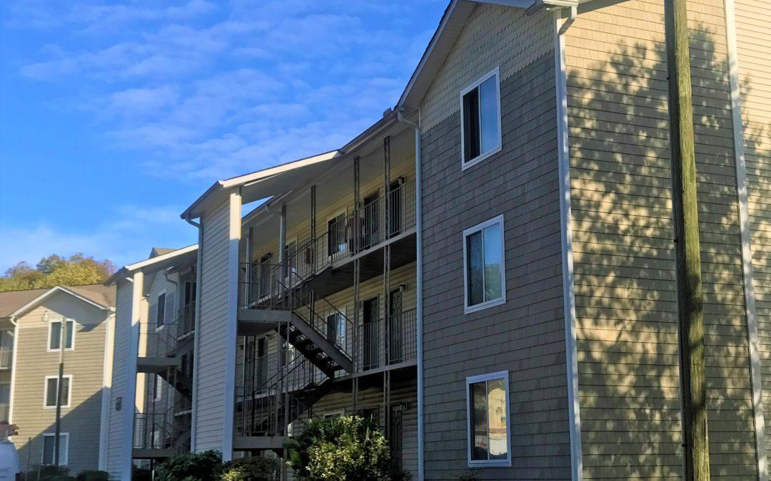 Maplewood and Underwood Apartments