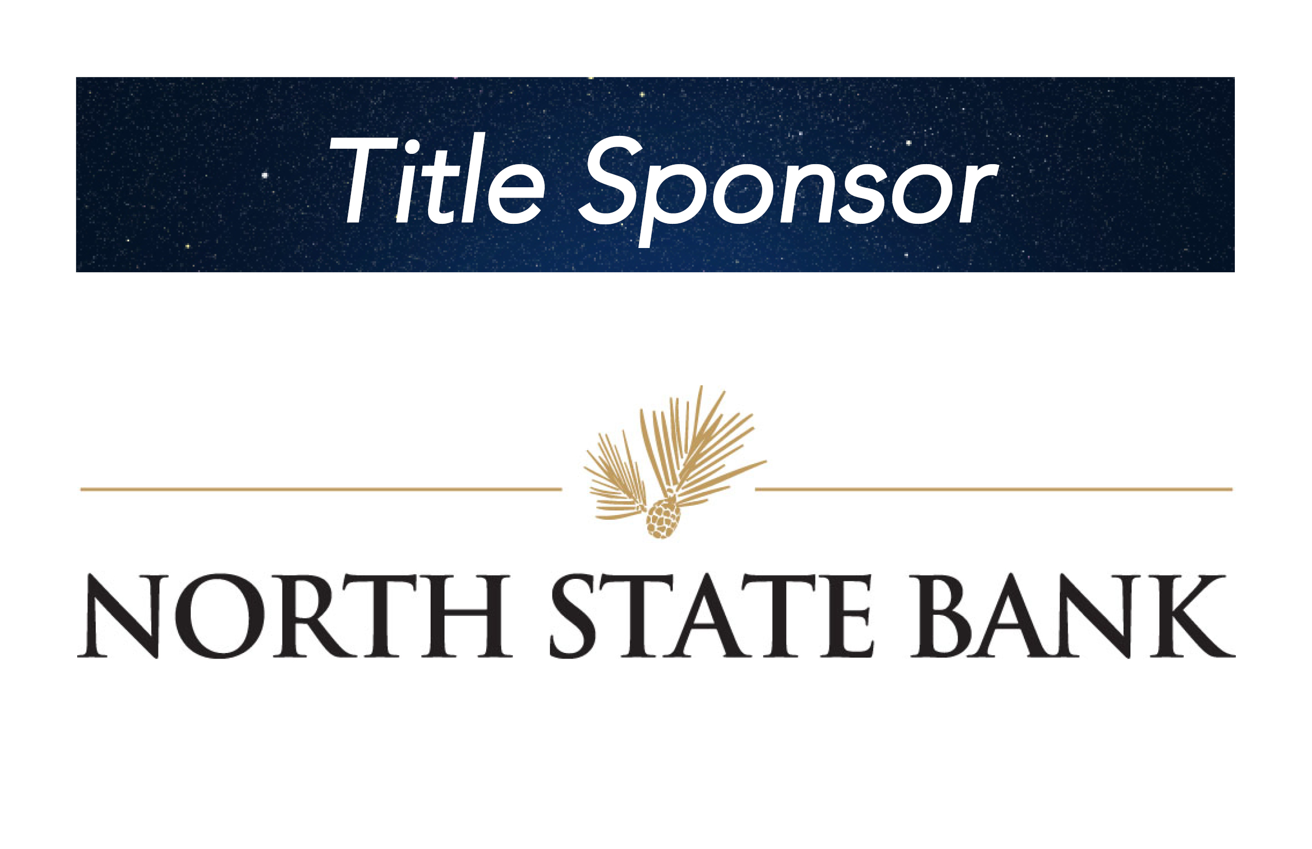 North State Bank, Title Sponsor