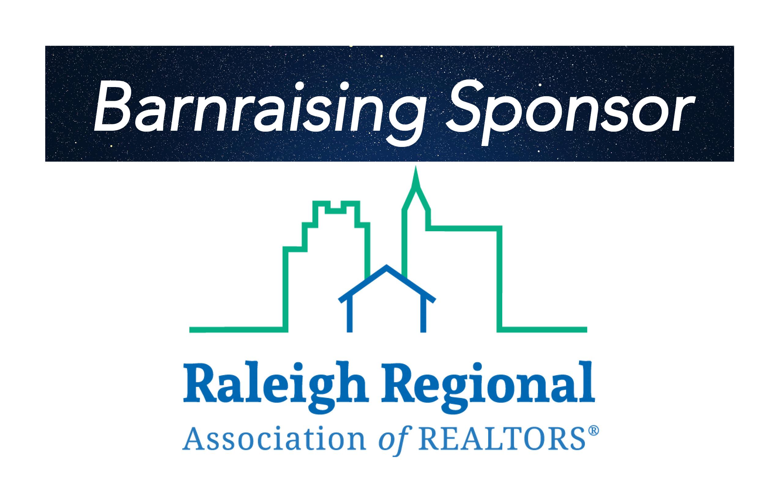 RRAR, Barnraising Sponsor