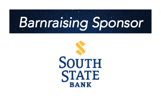South State Bank, Barnraising Sponsor