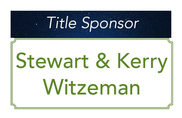 Stewart & Kerry Witzeman, Title Sponsor