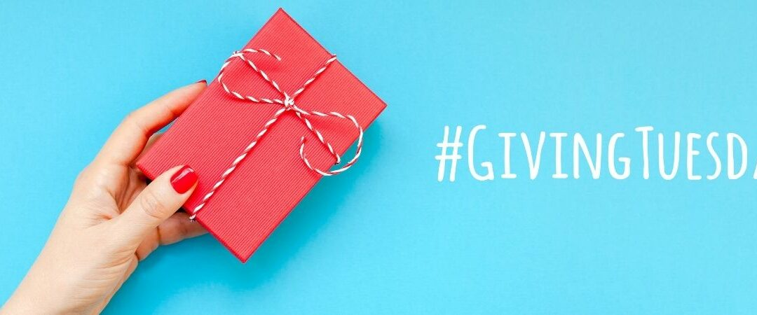 Help Us Celebrate GivingTuesday on December 1