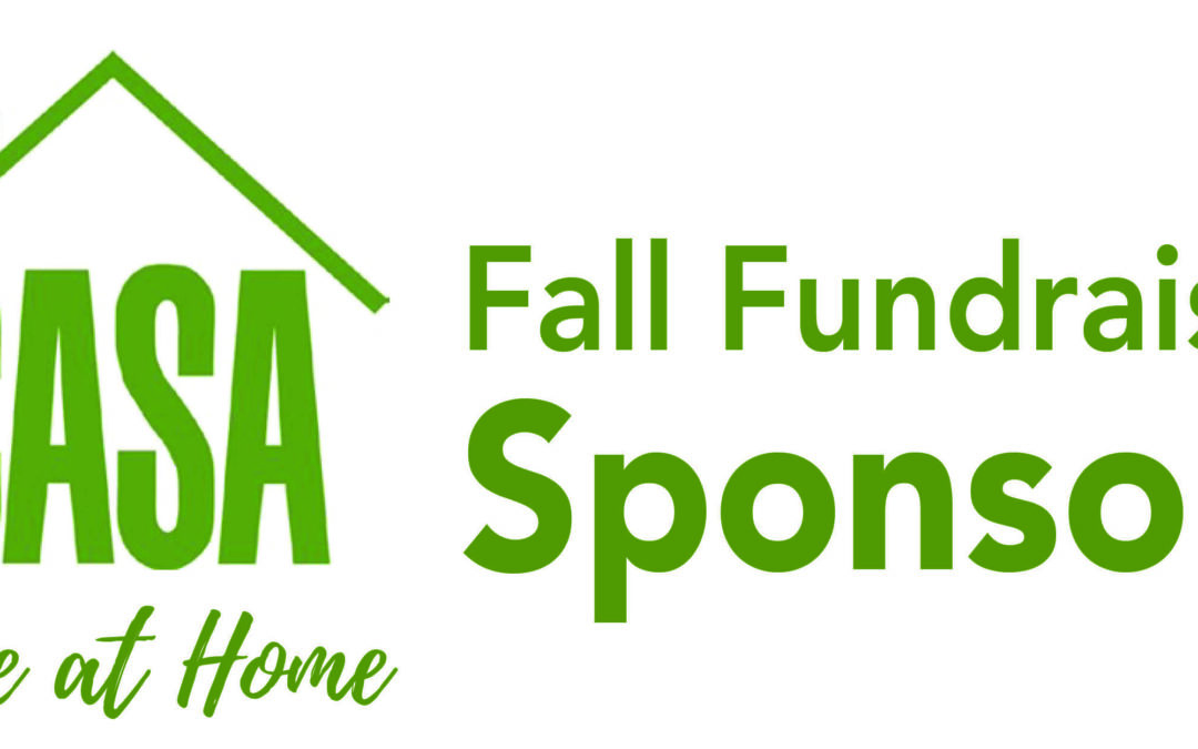 September Partner of the Month: CASA Event Sponsors